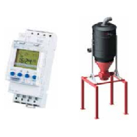 standard-control-rotary-valve-STARVAC-romania-central-vacuum-system-industrial
