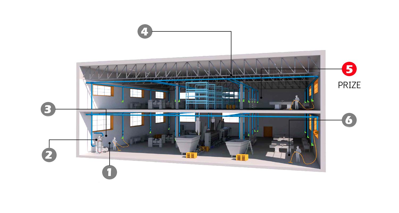 produse-prize-STARVAC-romania-sistem-central-aspirare-industrial